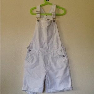 Girl overalls